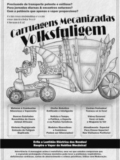 Carruagem Mecânica