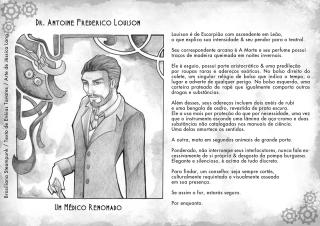 Dr. Antoine Frederico Louison